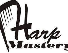 #57 para Design a Logo for Harp Music Coaching por AkioAshika