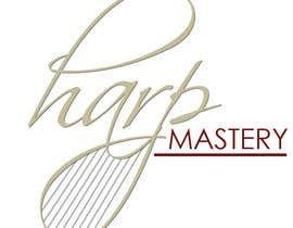 Nro 7 kilpailuun Design a Logo for Harp Music Coaching käyttäjältä brianpadua