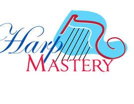 nº 28 pour Design a Logo for Harp Music Coaching par MJSJ