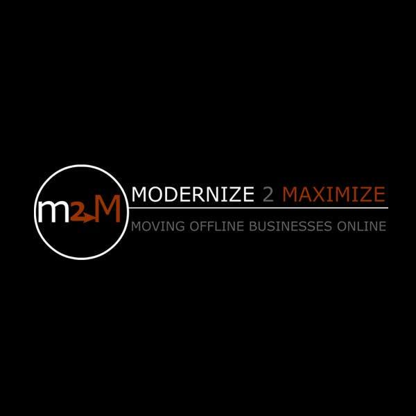 Konkurrenceindlæg #44 for Design a Logo for Modernize 2 Maximize