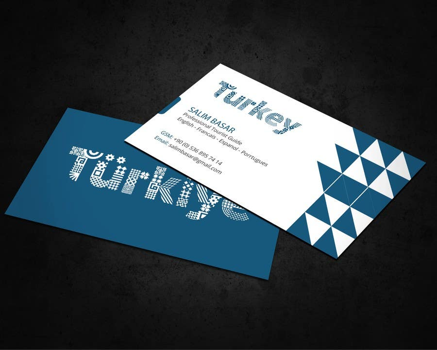 Contest Entry 48 For I Need A Personal Business Card Design URGENT