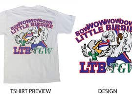 #7 para Louisiana Tech Football Gameday Tee shirts por alwe17
