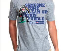 #8 para Louisiana Tech Football Gameday Tee shirts por alexispereyra