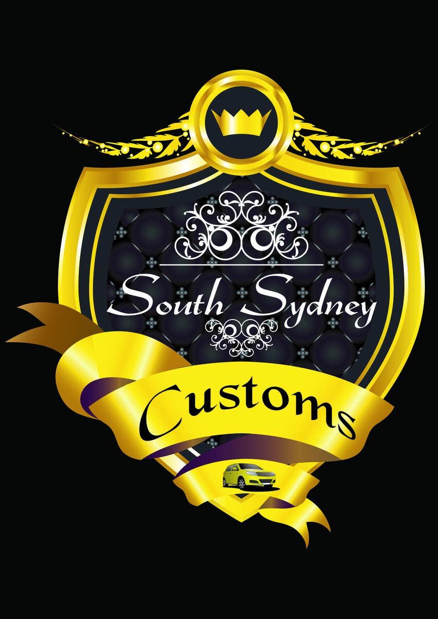 Bài tham dự cuộc thi #                                        25                                      cho                                         Design a Logo for South Sydney Customs