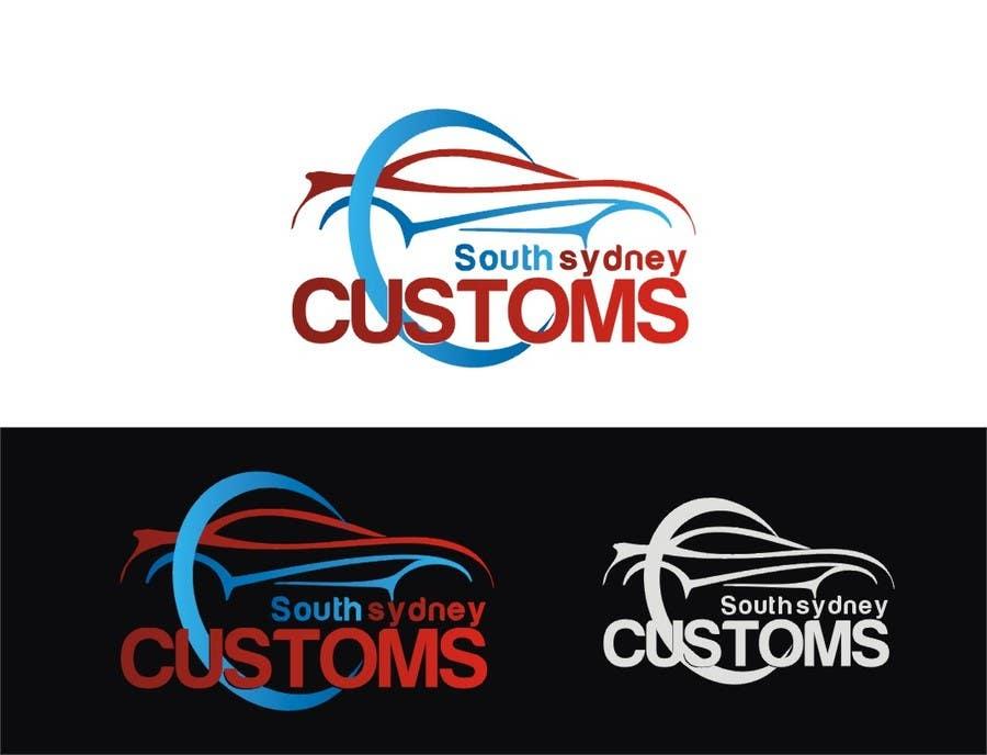 Bài tham dự cuộc thi #                                        14                                      cho                                         Design a Logo for South Sydney Customs
