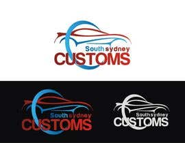 A1Designz tarafından Design a Logo for South Sydney Customs için no 14