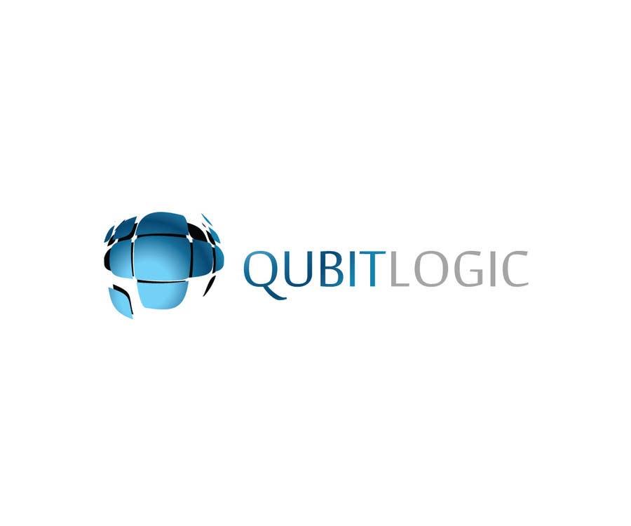 Penyertaan Peraduan #26 untuk Design a Logo for QubitLogic