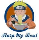 """Bài tham dự #67 về Graphic Design cho cuộc thi Food Blog Logo """"Slurp My Bowl"""""""