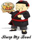 """Bài tham dự #68 về Graphic Design cho cuộc thi Food Blog Logo """"Slurp My Bowl"""""""