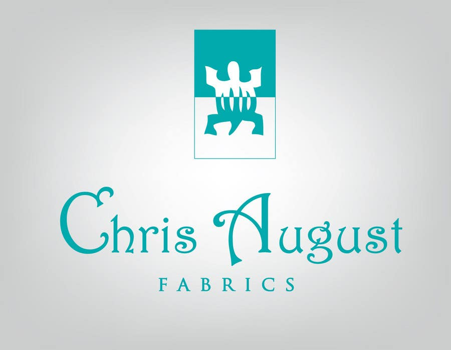 Proposition n°528 du concours Logo Design for Chris August Fabrics