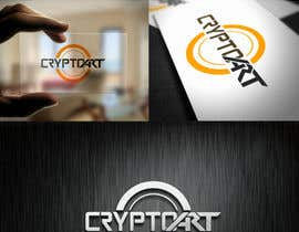 nº 16 pour Design a logo for CRYPTOART par Psynsation