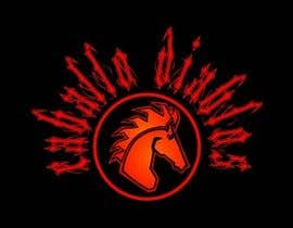 #20 for Design a Logo for Caballo Diablos af Mellorke
