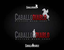 #16 para Design a Logo for Caballo Diablos por GeorgeOrf