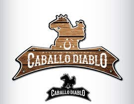 #23 para Design a Logo for Caballo Diablos por GeorgeOrf