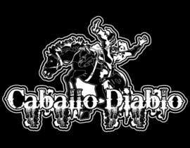 #25 for Design a Logo for Caballo Diablos by houerd