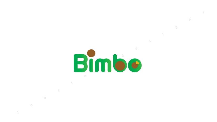 Kilpailutyö #83 kilpailussa Logo Design for Bimbo