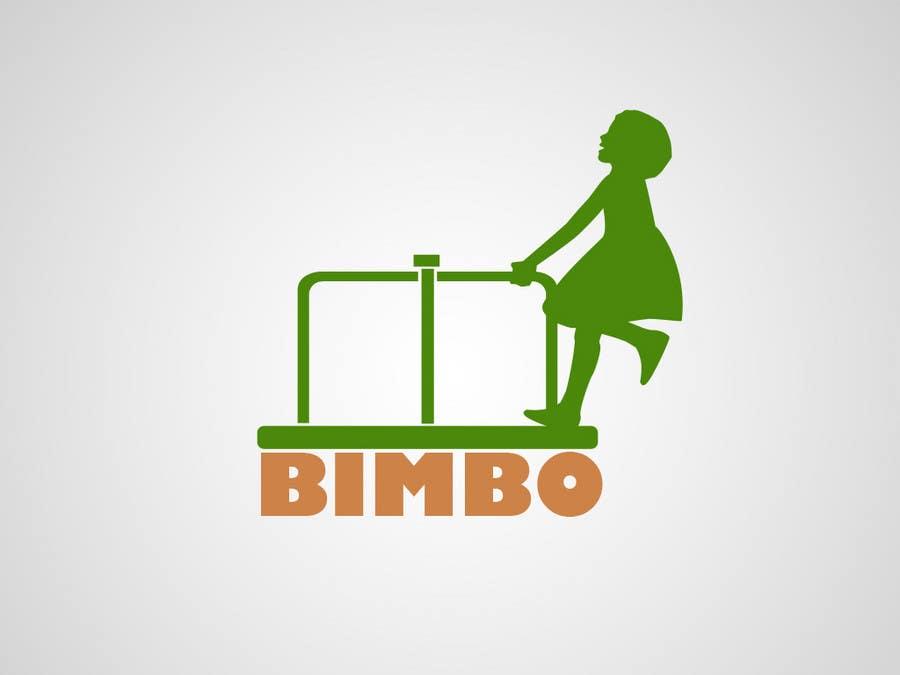Kilpailutyö #35 kilpailussa Logo Design for Bimbo