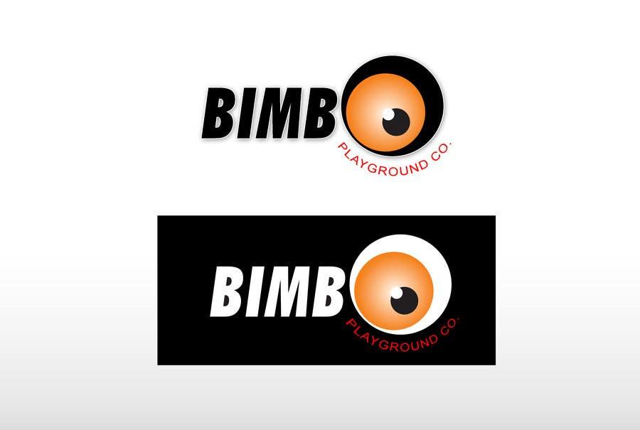 Kilpailutyö #124 kilpailussa Logo Design for Bimbo