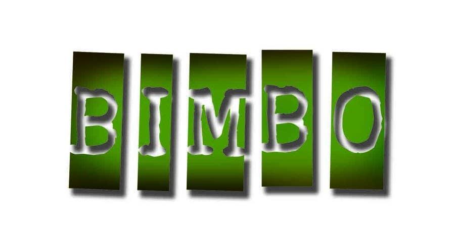 Kilpailutyö #189 kilpailussa Logo Design for Bimbo