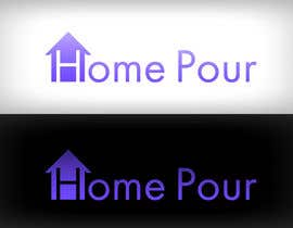 #12 for Graphic Design with Logo for Home Pour by Lozenger