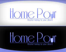 #87 for Graphic Design with Logo for Home Pour by Lozenger