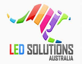 #37 para Update a Logo for LED Solutions Australia por dxsilverlig