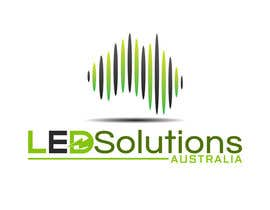 #35 untuk Update a Logo for LED Solutions Australia oleh Psynsation