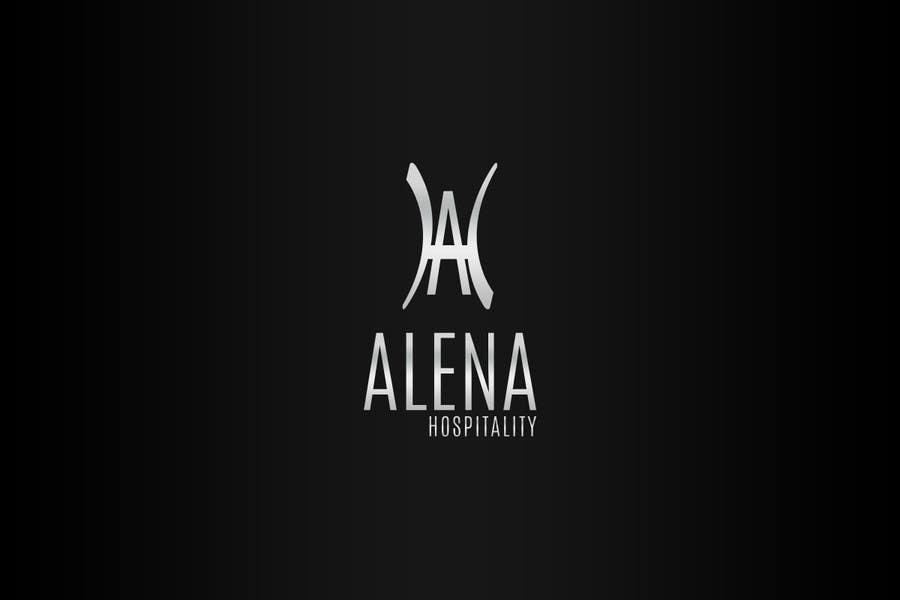 Bài tham dự cuộc thi #                                        30                                      cho                                         Design a Logo for Alena Hospitality.