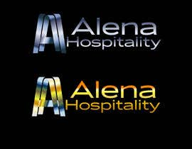 #25 for Design a Logo for Alena Hospitality. af mirceabaciu