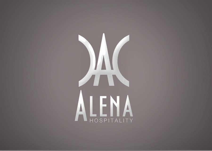 Bài tham dự cuộc thi #                                        1                                      cho                                         Design a Logo for Alena Hospitality.