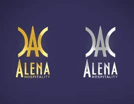 #34 for Design a Logo for Alena Hospitality. af Spector01