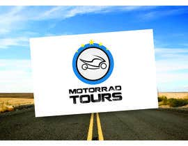 #44 for Design a Logo for Motorrad Tours by michelmfreitas