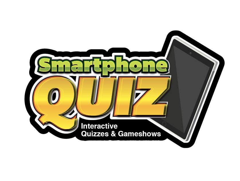 Entry #4 by dgpaolacastaneda for Logo for 'Smartphone Quiz' | Freelancer