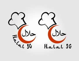 #92 for Design a Logo for HALAL SG.COM af galihgasendra