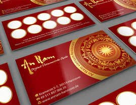 midget tarafından Design a Business Card for a restaurant ( 2 sides) için no 26