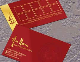 #25 untuk Design a Business Card for a restaurant ( 2 sides) oleh jobee