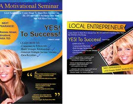 #21 cho Design a Flyer for a motivational seminar/workshop bởi GreenworksInc