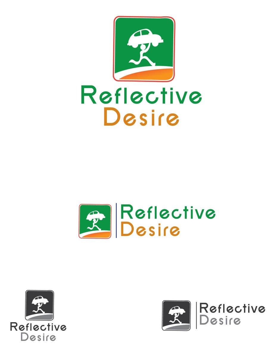 Bài tham dự cuộc thi #                                        33                                      cho                                         Design a Logo for Reflective Desire