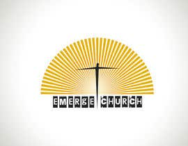 #192 untuk Logo Design for EMERGE CHURCH oleh Archmaniac