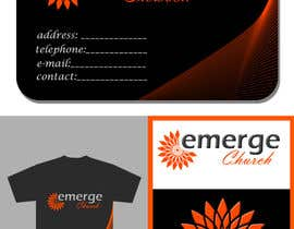 #79 para Logo Design for EMERGE CHURCH por BigSDesign