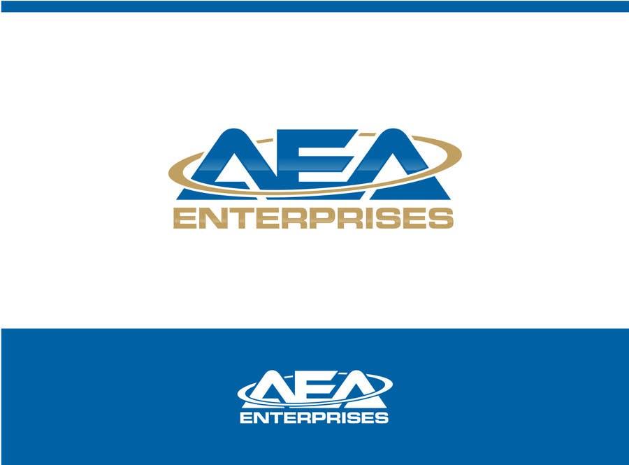 Kilpailutyö #5 kilpailussa Design a Logo for AEA Enterprises