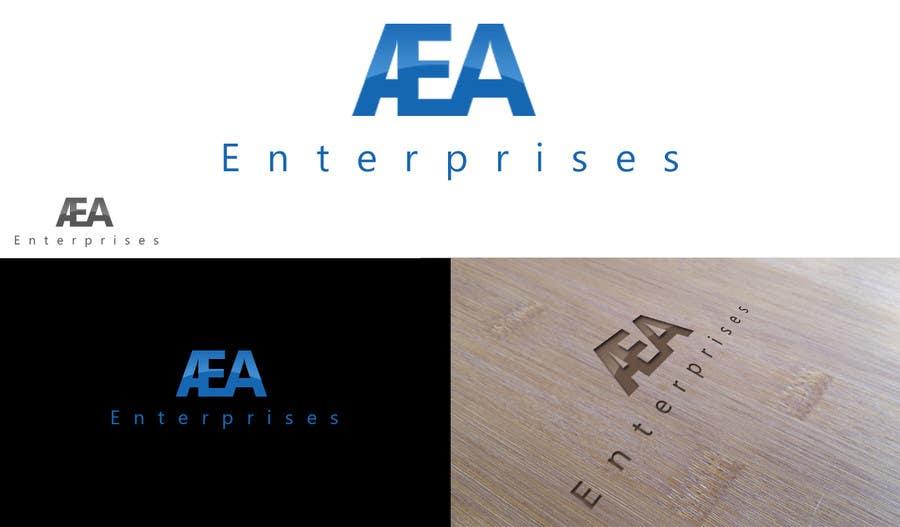 Penyertaan Peraduan #4 untuk Design a Logo for AEA Enterprises