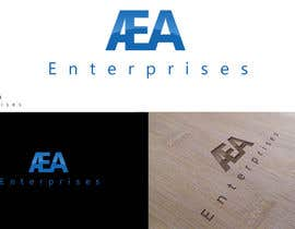 #4 para Design a Logo for AEA Enterprises por emocore07