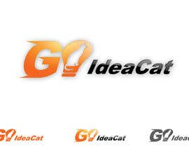nº 30 pour Design a Logo for Go IdeaCat par rogeliobello
