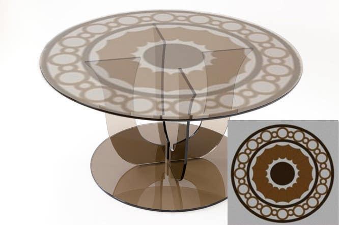 Bài tham dự cuộc thi #                                        13                                      cho                                         Designs for Glass Table Tops