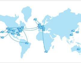 #5 untuk Geographical Network Map for Marketing oleh fat94