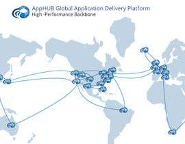 #8 untuk Geographical Network Map for Marketing oleh fat94
