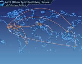 #7 untuk Geographical Network Map for Marketing oleh JayKennethK