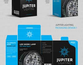 #4 untuk Jupiter Display Box design oleh softwaresamurai