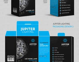 #7 untuk Jupiter Display Box design oleh softwaresamurai